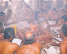 Festival of Lights yagya photo